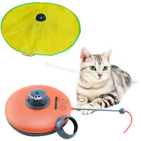 Cats Meow Undercover Fabric Moving Mouse Play Cats Toy Funny ON SALE