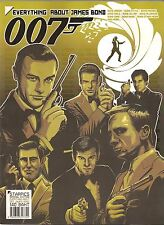 2012 ALL ABOUT JAMES BOND 007 Movie GIRL Car TOY Etc SP THAI Book MEGA RARE!!!