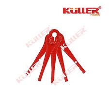 NEW 10x Plastic blades for MATRIX KULLER BOSCH OZITO Grass Trimmer