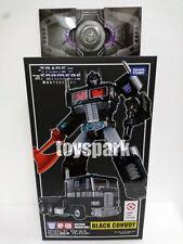 Takara Transformers Masterpiece Mp-10b Black Convoy Nemesis Optimus Prime Coin