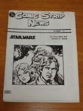 COMIC STRIP NEWS #11 US NEWSPAPER STAR WARS