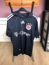 "FC Bayern Munchen Adidas T Mobile camisa tamaño 36"""