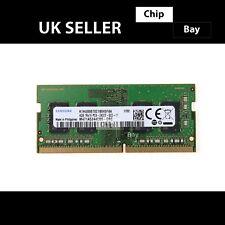 SAMSUNG DDR4 4GB 1Rx16 PC4-2400T Laptop RAM Memory Module