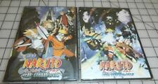 Naruto DVD Movies: Gyu Ru Ru & STONE OF Original Japanese with English Subtitles