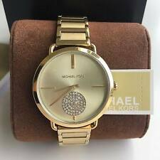 Michael Kors Portia Gold-tone Dial Ladies Watch MK3639