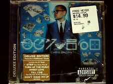 Chris Brown - Fortune CD Sealed Deluxe Edition 19 Tracks