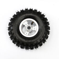 "4.10- 4"" Inch Rear Wheel Ri Tyre Tire 49cc Mini Quad Dirt Bike Scooter ATV Buggy"