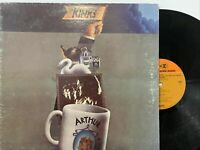 The Kinks ‎– Arthur Or The Decline And Fall Of The British Empire LP 1969 VG/EX