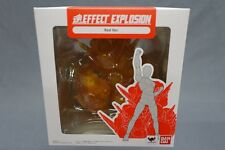 Tamashii EFFECT EXPLOSION Red Ver. Bandai Japan New ***