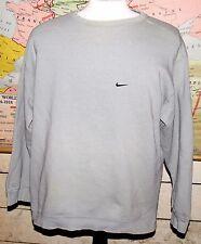 Vintage Nike Crewneck Sweatshirt Embroidered Logo Swoosh Size XL