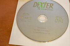 Dexter Second Season 2 Disc 1 Replacement DVD Disc Only ******
