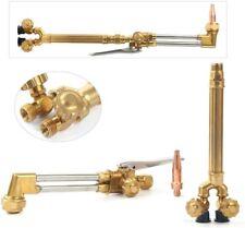 Victor Style Heavy Duty Oxygen Acetylene Cutting Welding Torch  Set CA1350 100FC