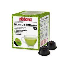 40 Capsule Ristora The Verde Matcha Giapponese compatibili Dolce Gusto Nescafè T
