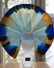 More details for daum glass peacock pate de verre stunning