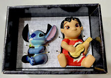Disney - Lilo & Stitch Salt & Pepper Shakers New In Box