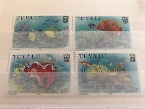 Tuvalu - Marine Fauna - Nature - Briefmarken - stamps perf.  MNH** Alb.2
