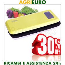 Macchina confezionatrice sottovuoto alimenti automatica Royal Food VS310Y Gialla