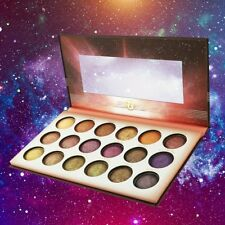 Bh Cosmetics - Solar Flare - 18 Colors Baked Eyeshadow- New And Authentic