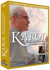 Karol - L'homme Qui Devint Pape + Le Combat D'Un Pape - Version Intégrale