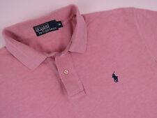 rl570 POLO par RALPH LAUREN Polo T-shirt Original PREMIUM RARE Ralph Taille M