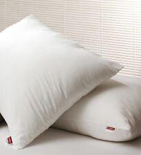 2x Luxus Kopfkissen Füllkissen Pillow 50x70 cm Silikonfaser Kazel
