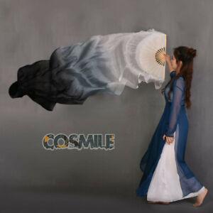 Chinese Classical Dance Silk Dance Fan Produce 101 Fairy Prop for Hanfu Sa