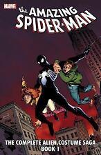 Spider-Man: The Complete Alien Costume Saga Book 1, Isabella, Tony, Burkett, Car