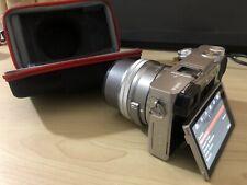 Sony Alpha a6000  24.3 MP Digital Camera with E PZ OSS 16-50mm Lens - Silver