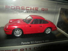 PORSCHE 911 S 911S Coupe F-Modell weiss white 1967 SP Atlas by Spark 1:43