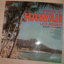 LEO ADDEO AND HIS ORCHESTRA - Songs Of Hawaii (Vinyl Album)