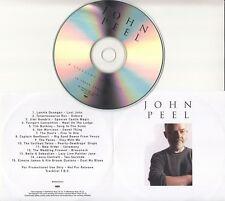 John Peel: A Tribute Sampler UK 15-track promo only CD Tim Buckley New Order