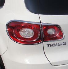 VW VOLKSWAGEN  TIGUAN CHROME REAR LIGHT TRIM