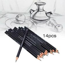 14Pcs Charcoal Pencil Colorful Sketch Drawing For Artist Sketching Drawing Set