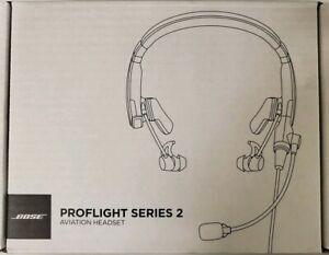 Bose® ProFlight Series 2 Aviation Headset™ WITH Bluetooth® - Dual GA Plug