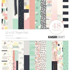 Kaisercraft Daydreamer Paper Pad 12x12 48 Pages - Nini's Things