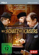 DER SCHATZ DES KAISERS - JUNEK,KURT  2 DVD NEU