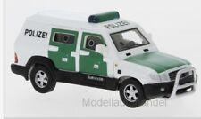 Toyota Land Cruiser Survivor, Polizei, 2004 - 1:87 BOS   *NEW*