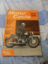 Motor Cycle/11,8,1966/A.M.C. Singles Test 1956-1966/Finnish MX-GP