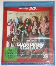 Guardians of the Galaxy vol. 2 in 3D   Blu Ray NEU Marvel