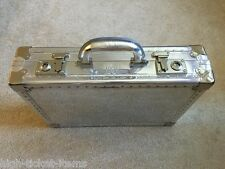 Genuine Dunhill Briefcase from the Aluminum Collection only 100 EVER MADE RARE