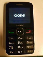 Movil Alcatel 2008 G libre con cagador