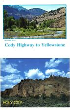 WY - Cody Highway to YELLOWSTONE & HOLY CITY