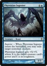 New Phyrexia ~ PHYREXIAN INGESTER rare Magic the Gathering card