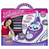 Cool Maker 2-in-1 KumiKreator - Necklace and Bracelet Maker Activity Kit