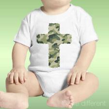 T-shirts, hauts et chemises à motif Camouflage pour garçon de 2 à 16 ans