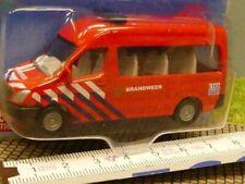 Siku Mercedes Benz Sprinter Brandweer Niederlande 0808