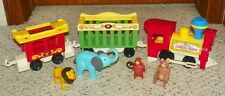 VINTAGE Fisher Price #991 - Little People CIRCUS TRAIN