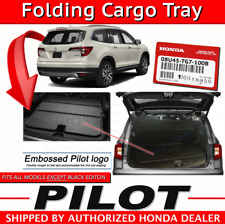 🔥Genuine Oem Honda Pilot Folding Cargo Tray 2019-2020 Mat Trunk 08U45-Tg7-100B