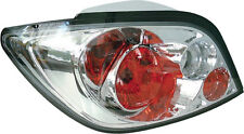 Peugeot 307 Hatch Chrome Lexus Rear Back Tail Car Lights 01-08  - Brand New
