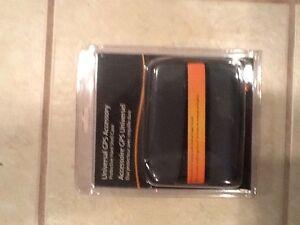 "Navigon GPS Universal Protective 4.3"" Hard Shell Zipper Case New"